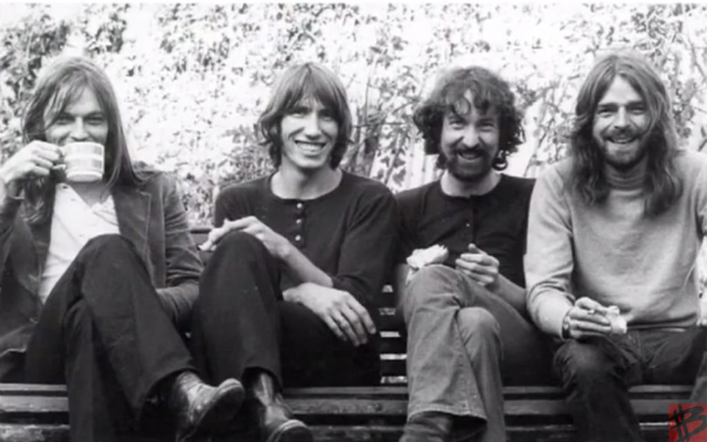groupe pink floyds